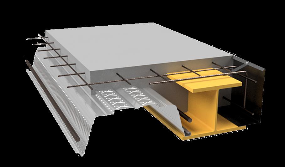 SlimDek 210™ Edge Detail - Parallel 2