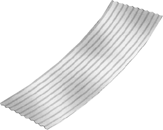S-Rib™ Corrugated NON-CYCLONIC Curving to Underslung or Overslung