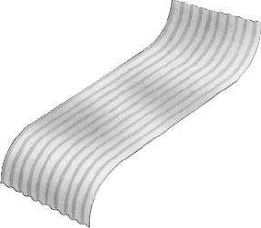 S-Rib™ Corrugated NON-CYCLONIC 'S' Curve